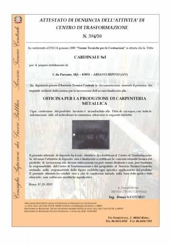 ATTESTATO_CENTRO_TRASFORMAZIONE-